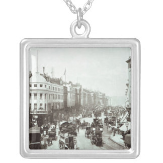 Regent Street, London c.1900 Silver Plated Necklace