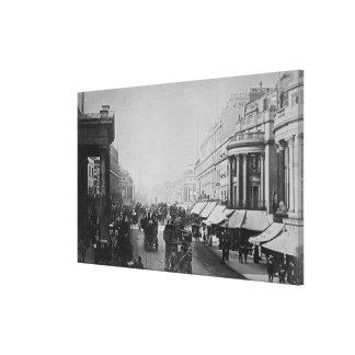 Regent Street, London Canvas Print