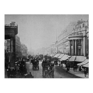 Regent Street, London Postcard