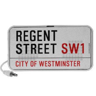 Regent Street iPod Speakers