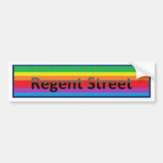 Regent Street Style 2 Bumper Sticker