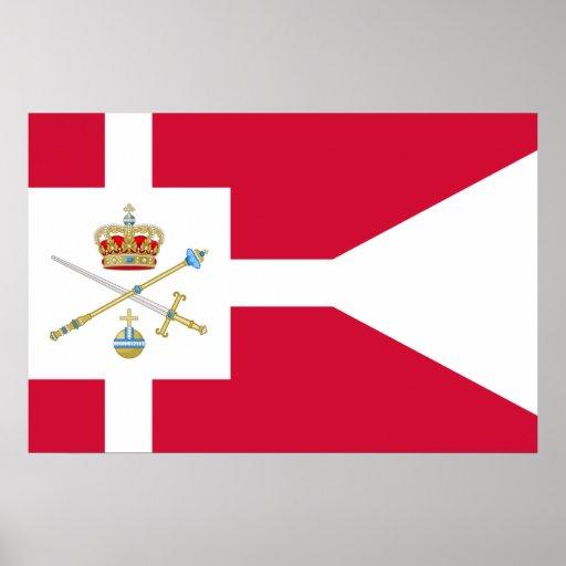 Regente de Dinamarca, Groenlandia Póster