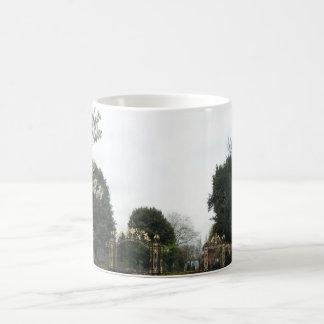 Regents Park Entrance White Coffee Mug