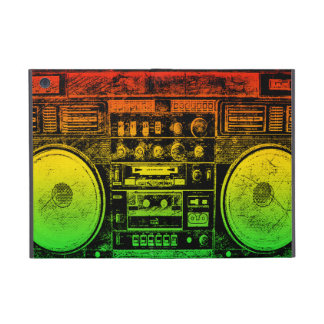 reggae boombox iPad mini case