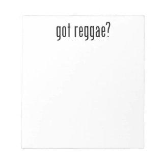 ¿reggae conseguido? blocs