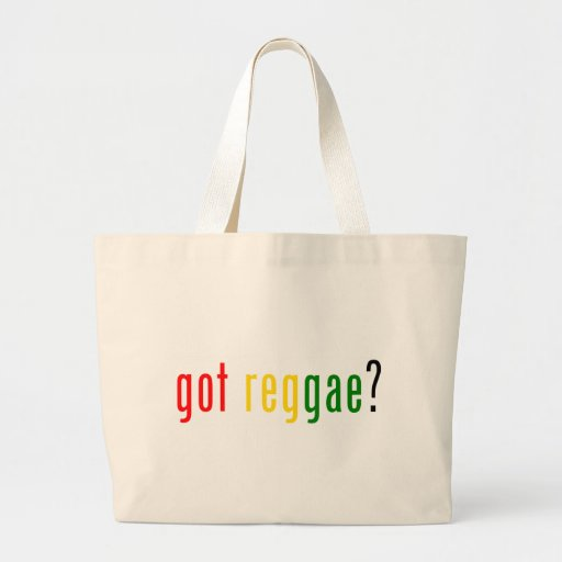 ¿reggae conseguido? bolsas
