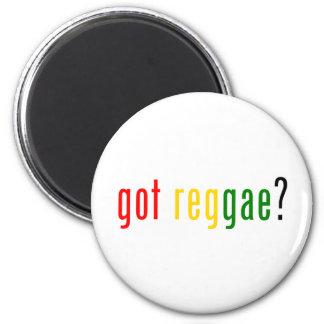 ¿reggae conseguido? imán redondo 5 cm