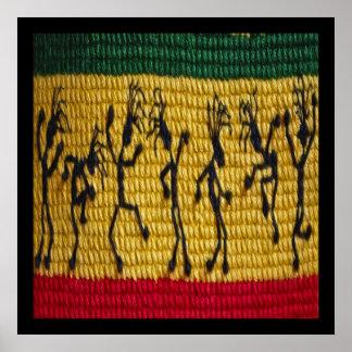 reggae dance poster