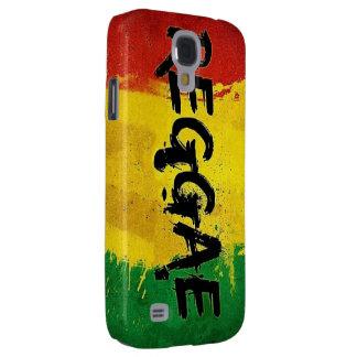 Reggae de Cori Reith Rasta Funda Para Galaxy S4