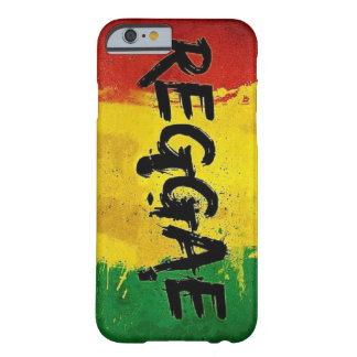 Reggae de Cori Reith Rasta Funda De iPhone 6 Barely There