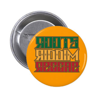 Reggae de Riddim de las raíces Pins