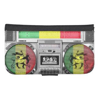 reggae del boombox billetera para galaxy s4