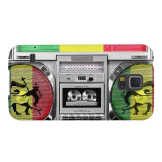reggae del boombox carcasa galaxy s5