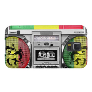 reggae del boombox carcasas para galaxy s5