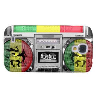 reggae del boombox funda samsung s4
