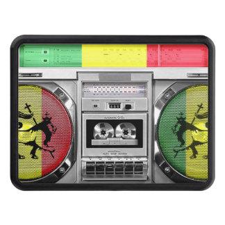 reggae del boombox tapa de remolque