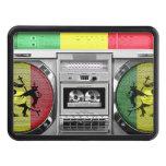 reggae del boombox tapas de tráiler