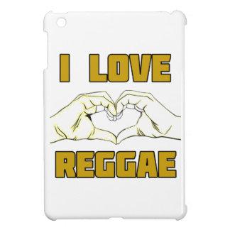 reggae design iPad mini cases