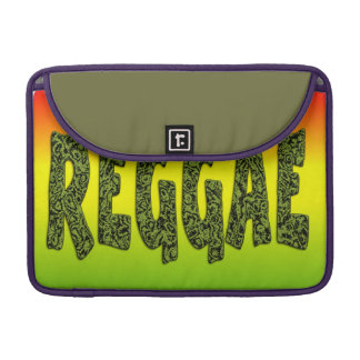 Reggae design sleeve for MacBook pro