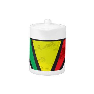 Reggae Diamond Teapot