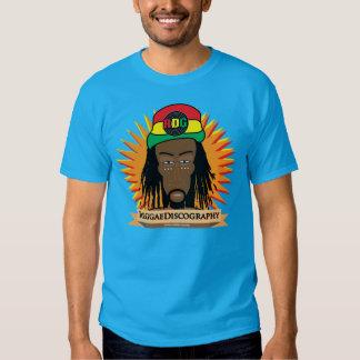Reggae Discography RastaMan Shirt