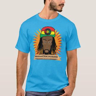 Reggae Discography RastaMan T-Shirt