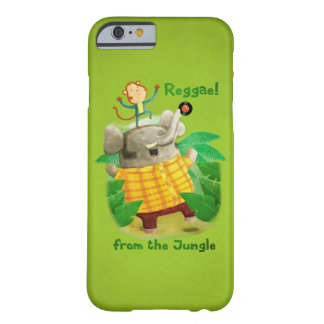 Reggae from The Jungle Barely There iPhone 6 Case