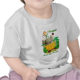 Reggae from The Jungle T Shirt
