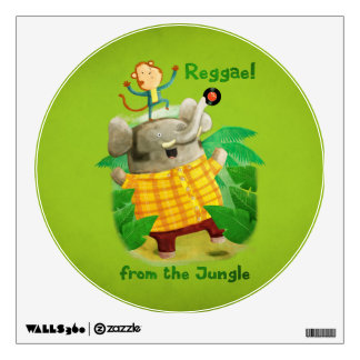 Reggae from The Jungle Room Graphic