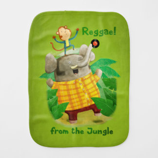 Reggae from The Jungle Burp Cloths