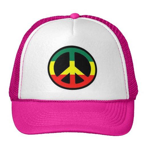 reggae gorras de camionero