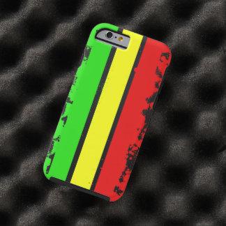 reggae graffiti flag iPhone 6 case