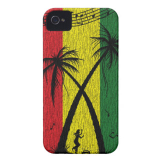 Reggae Hard Case iphone 4