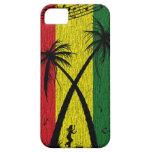 Reggae Hard Case iphone 5 iPhone 5 Cover