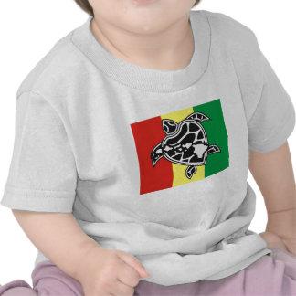 Reggae Hawaiian Islands Tee Shirts