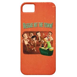 Reggae hit The Town! iPhone 5 Case