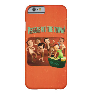 Reggae hit The Town! Barely There iPhone 6 Case