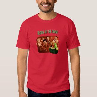 Reggae hit The Town! Shirt