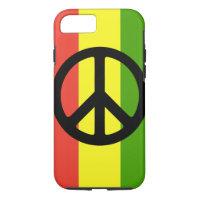 Reggae iPhone 7 Case
