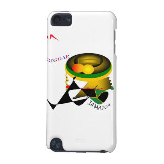 Reggae Jamaica Ipod Protective Case iPod Touch (5th Generation) Case