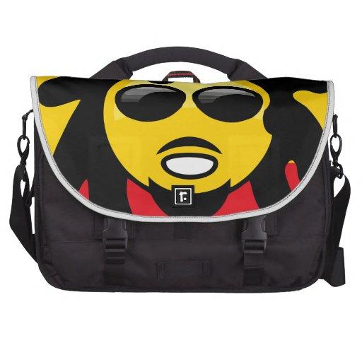 Reggae Laptop Messenger Bag