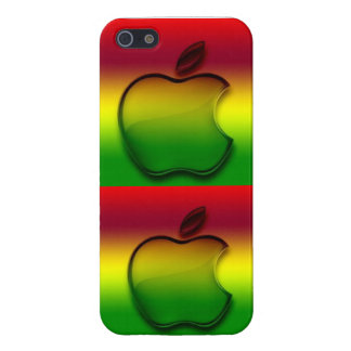Reggae layer for iPhone 5 Glossy Finish Case iPhone 5 Case
