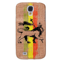 Reggae Lion Galaxy S4 Cover
