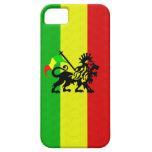Reggae Lion iPhone 5 Cases