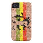 Reggae lion king iPhone 4 cases