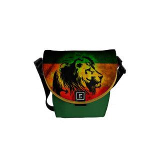 Reggae Lion Messenger Bag