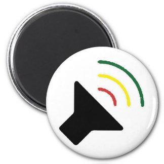 Reggae Loud Magnet