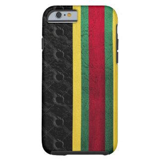 Reggae love iPhone 6 case