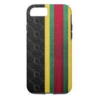Reggae love iPhone 7 case