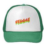 Reggae Mesh Hat
